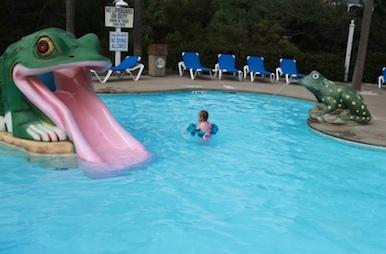 Fripp Kiddie Pool